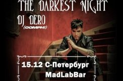 Darkest Night DJ Dero (Oomph!)